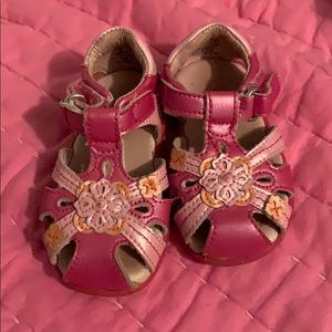 Stride Rite leather sandals